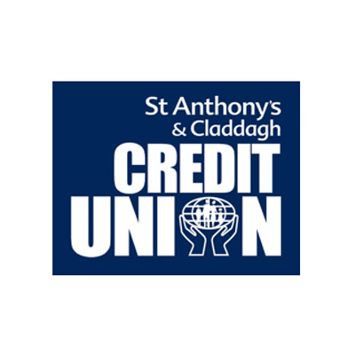 St Anthony's & Claddagh Credit Union Logo
