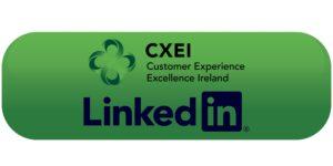 LinkedIn CXEI Button